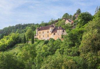 Chateau in France, Mauzens-et-Miremont