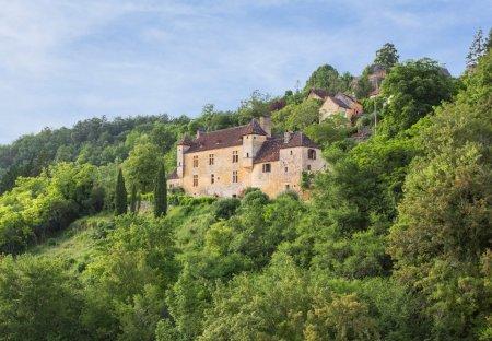 Chateau in Mauzens-et-Miremont, France