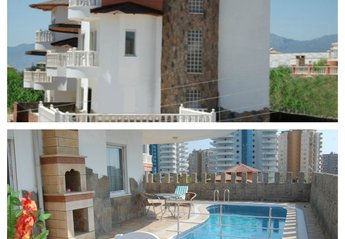 5 bedroom Villa for rent in Alanya