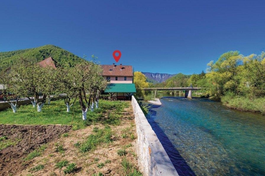 Villa in Croatia, Brod Na Kupi