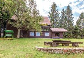 Villa in Benkovac Fužinski, Croatia