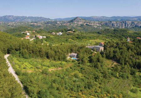 Villa in Slime, Croatia