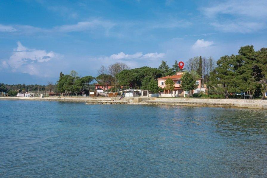 Apartment in Croatia, Umag