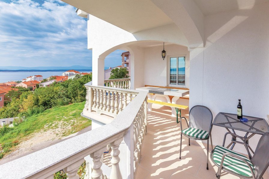 Studio apartment in Croatia, Crikvenica