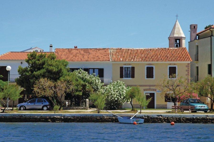Villa in Croatia, Sukošan