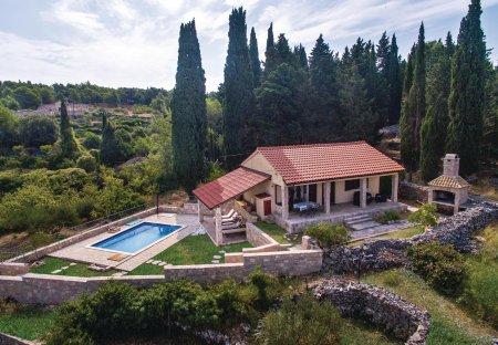 Villa in Brusje, Croatia