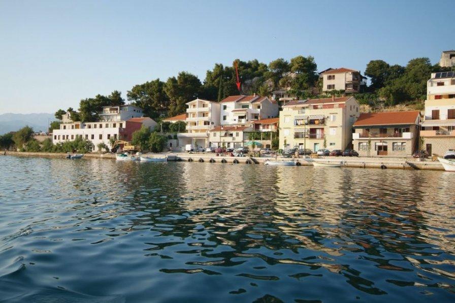 Apartment in Croatia, Novigrad (Zadar)
