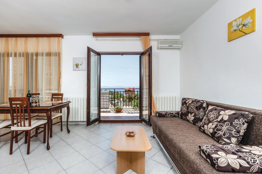 Apartment in Croatia, Podstrana