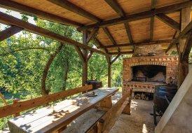 Villa in Fužine, Croatia