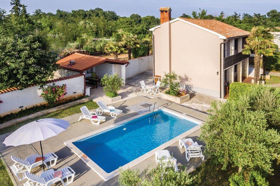 Villa in Croatia, Mali Vareški