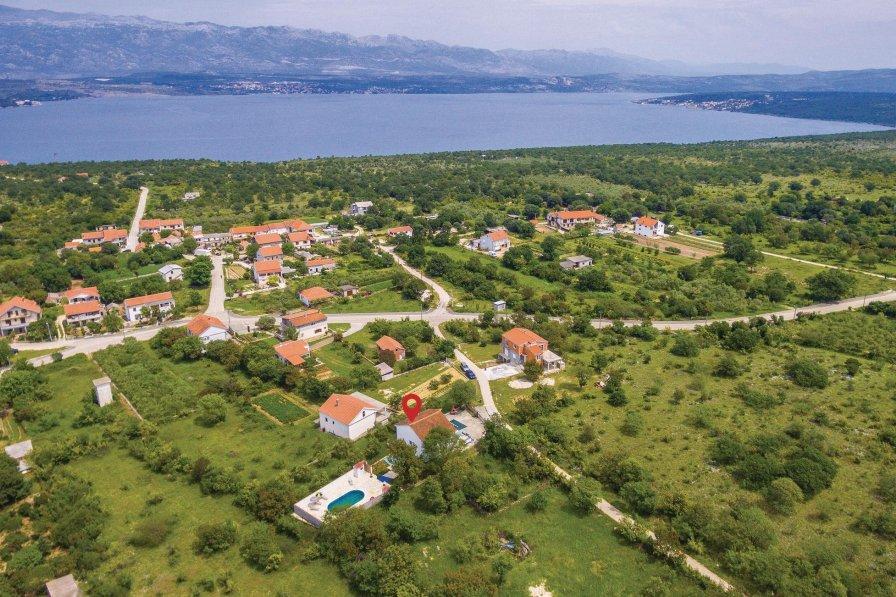 Villa in Croatia, Podgradina