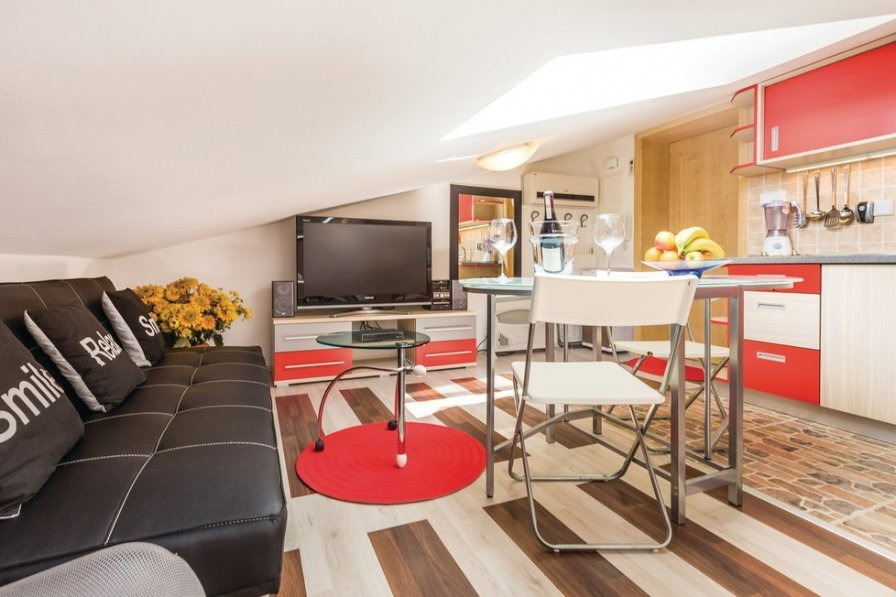 Studio apartment in Croatia, Opatija