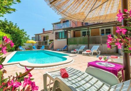 Villa in Pomer, Croatia