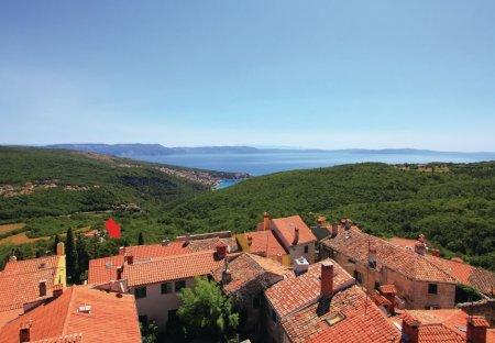 Villa in Labin, Croatia