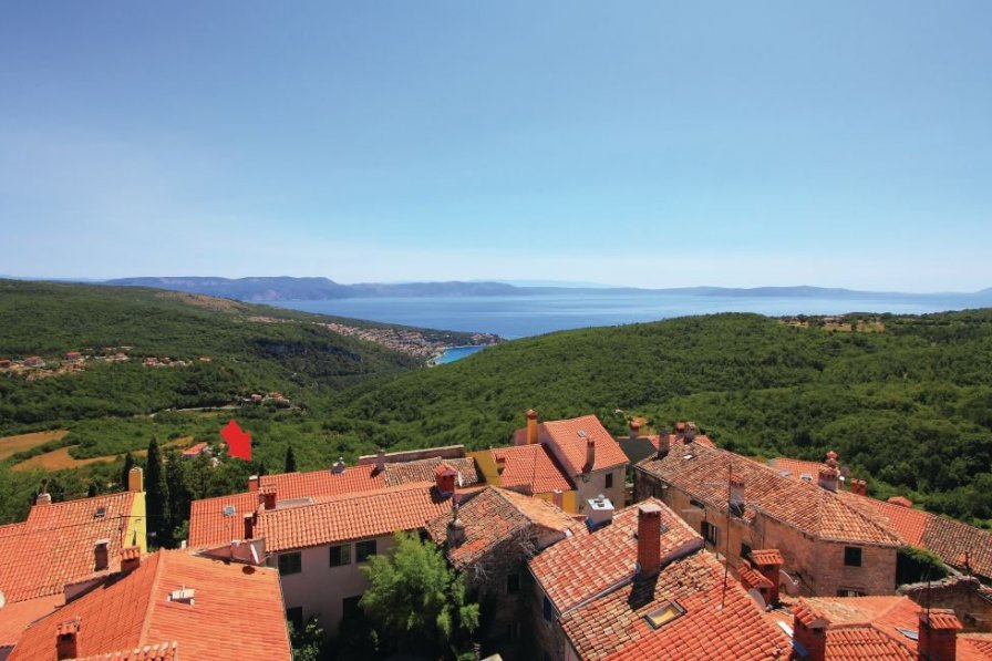 Villa in Croatia, Labin
