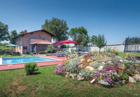 Villa in Loborika, Croatia