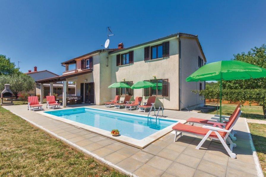 Villa in Croatia, Fuškulin - Foscolino