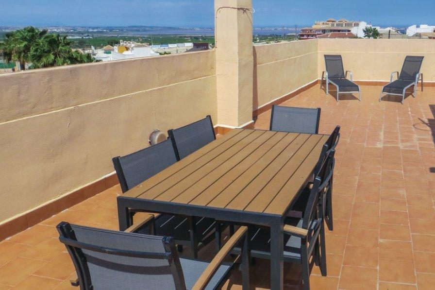 San Miguel de Salinas holiday apartment rental