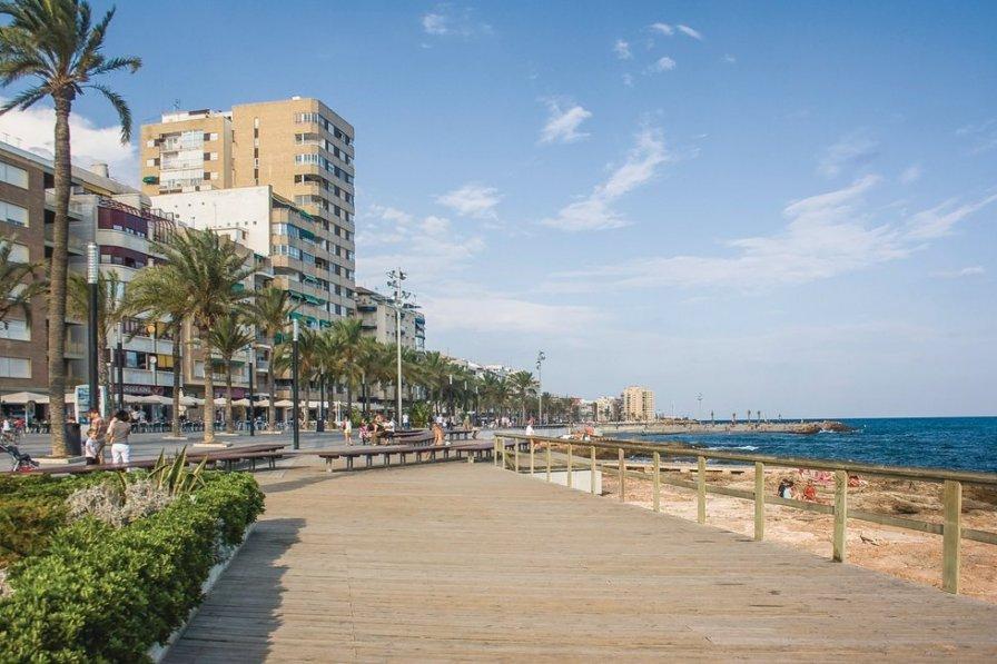 San Miguel de Salinas apartment to rent