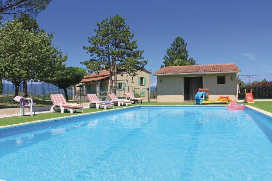 Villa in France, Beaulieu