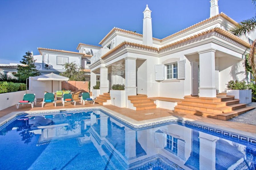 Owners abroad Villa Rosal
