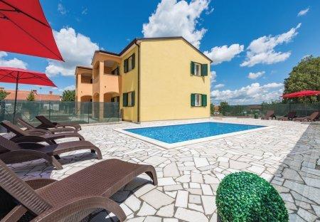 Villa in Vrećari, Croatia