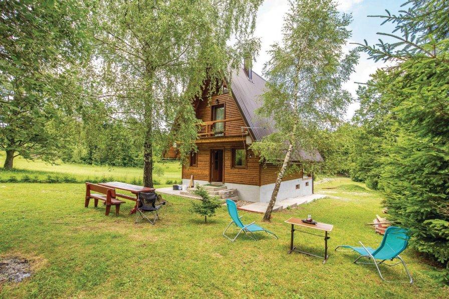 Villa in Croatia, Dedin