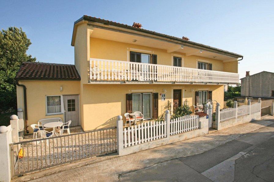 Studio apartment in Croatia, Ližnjan