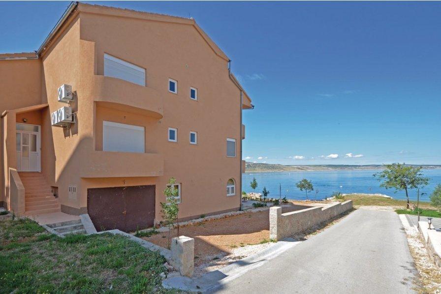 Apartment in Croatia, Seline