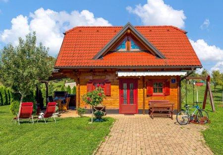 Villa in Ličko Lešće, Croatia