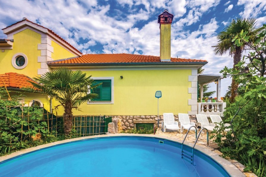 Villa in Croatia, Gabonjin