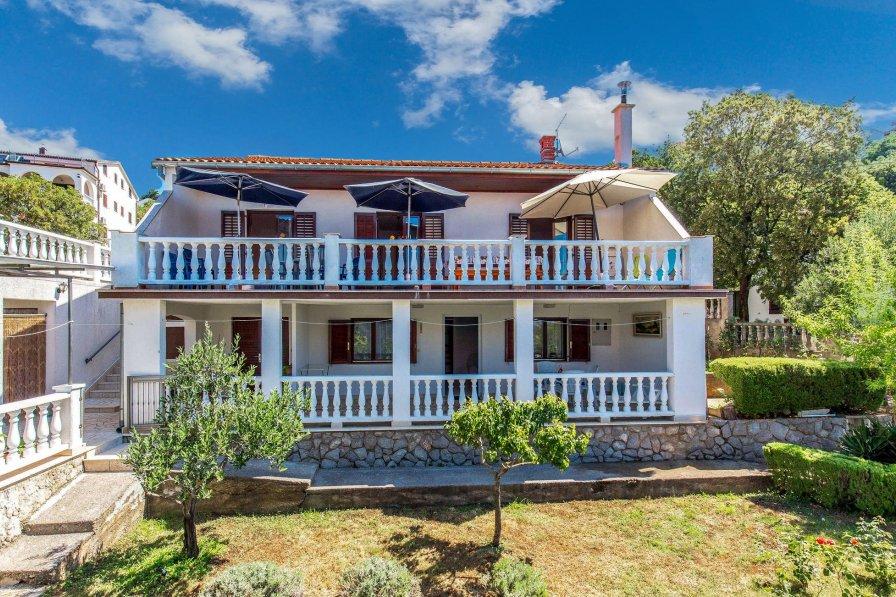 Villa in Croatia, Klenovica