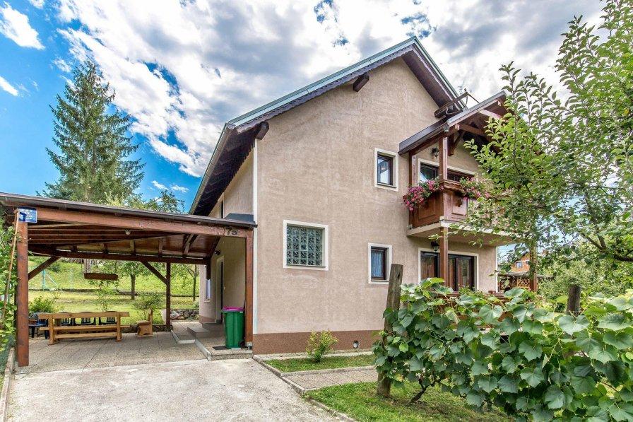 Villa in Croatia, Sela Bosiljevska