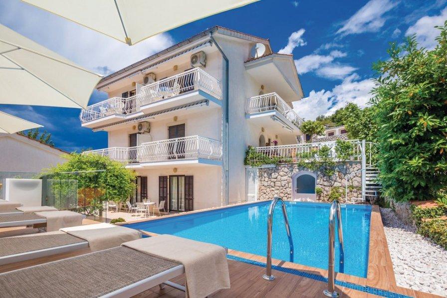 Apartment in Croatia, Omišalj