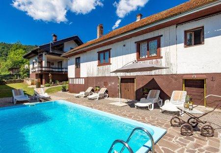 Villa in Plaški, Croatia
