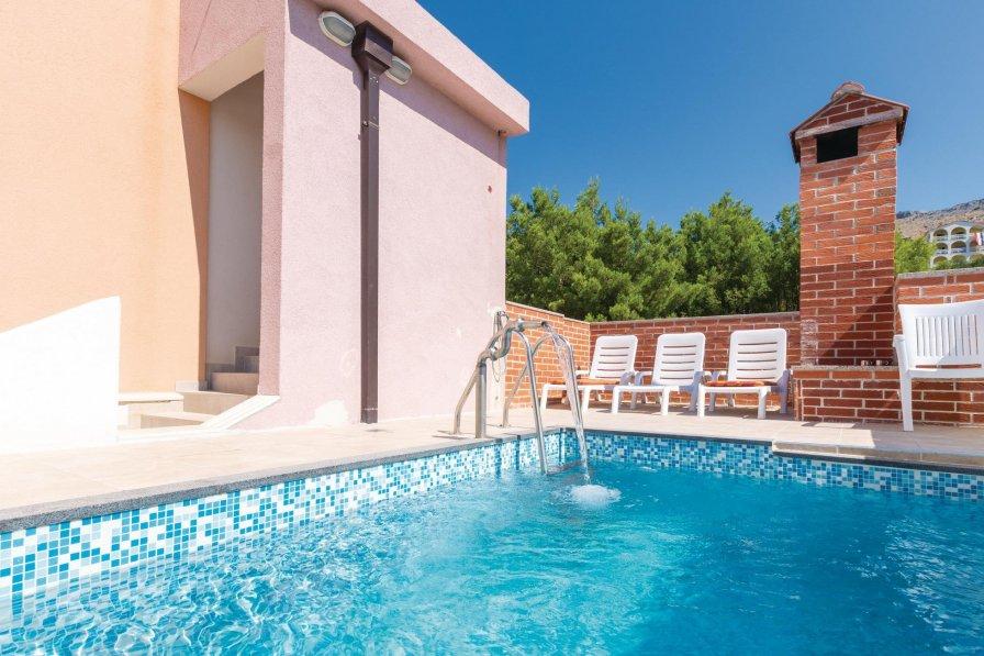 Apartment in Croatia, Podstrana: OLYMPUS DIGITAL CAMERA