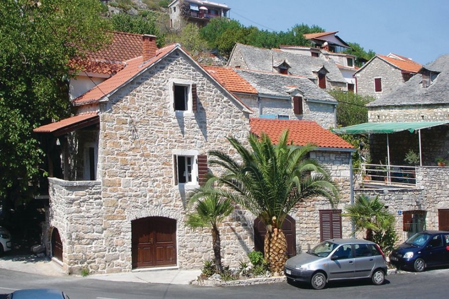 Villa in Croatia, Stomorska