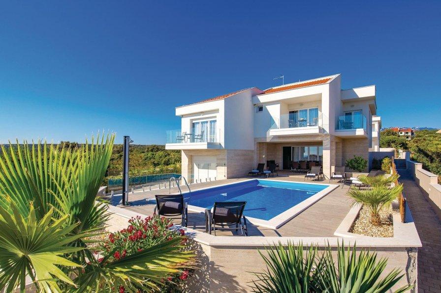 Villa in Croatia, Novalja