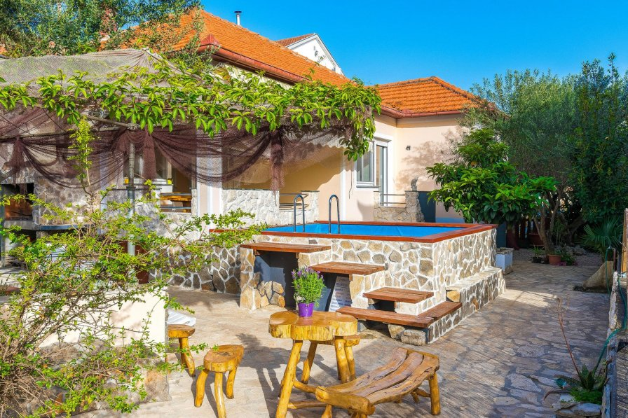 Villa in Croatia, Zadar