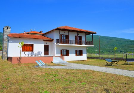Villa in Thessaly, Greece