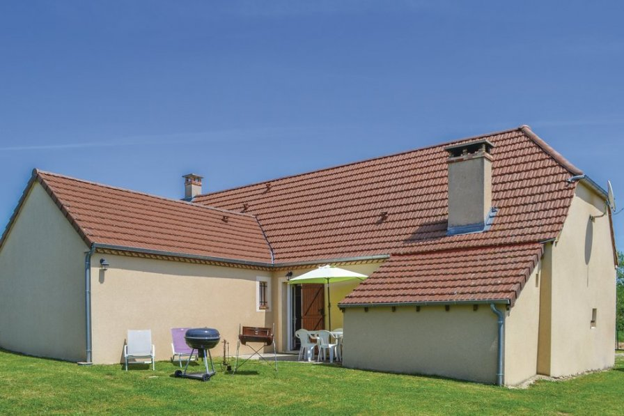 Villa in France, Montfaucon