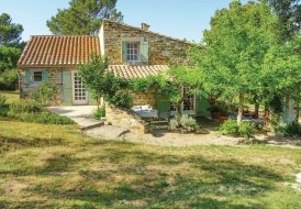 Villa in Ribaute, the South of France