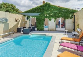 Villa in La Redorte, the South of France
