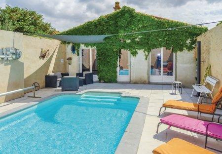 Villa in La Redorte, the South of France