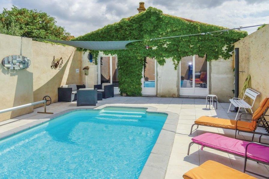 Villa in France, La Redorte