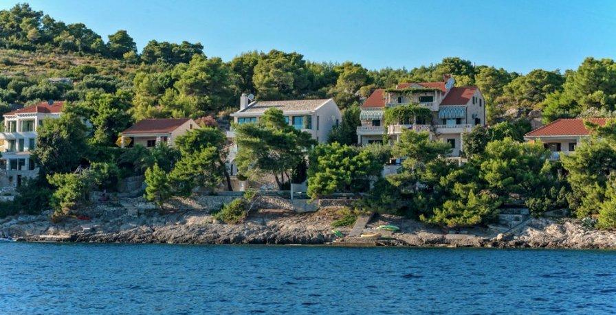 Villa in Croatia, Selca