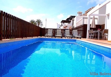 Villa in Mar Menor Golf Resort, Spain: