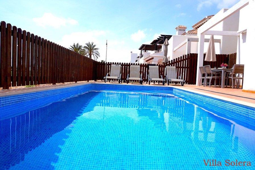 Villa in Spain, Mar Menor Golf Resort: