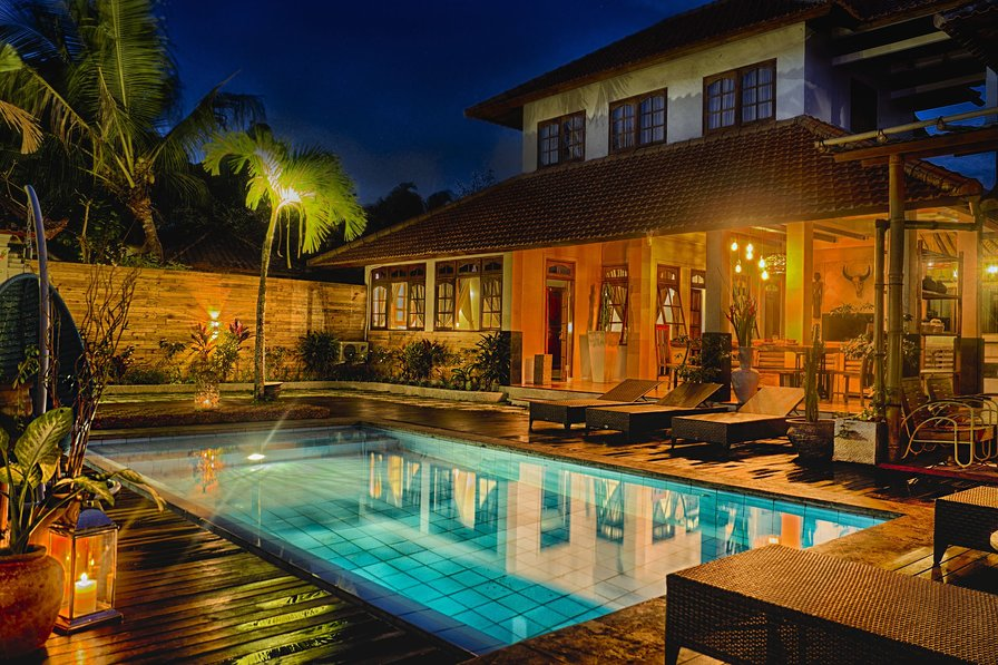 4BR Ocean Star private luxury villa near the beach