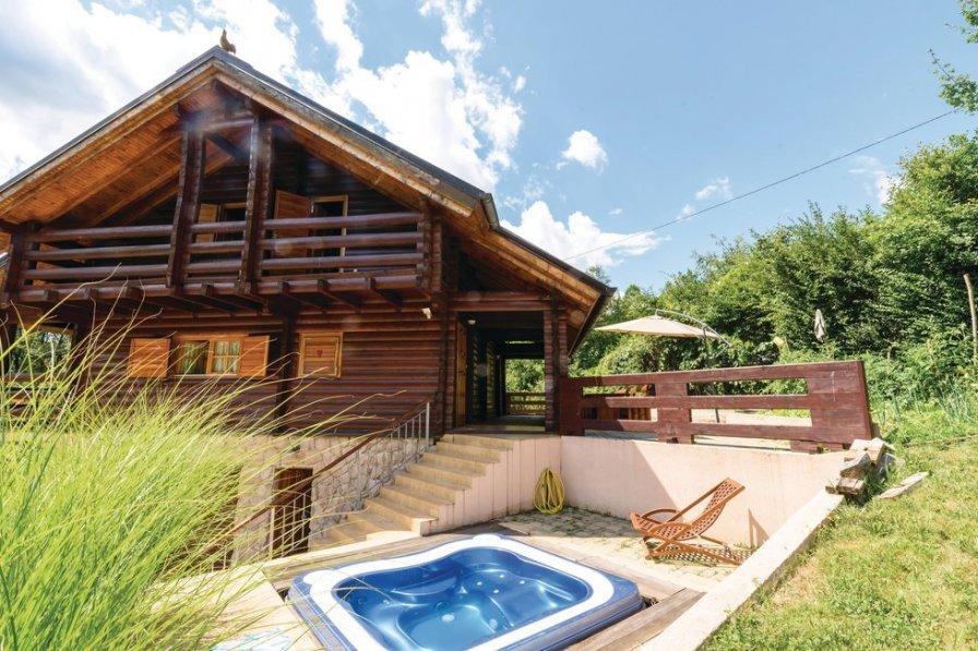 Villa in Croatia, Mirkopolje